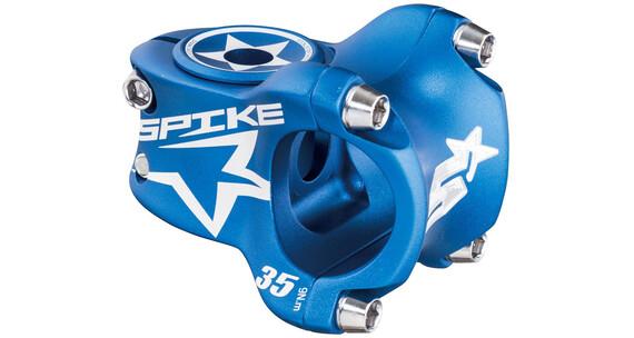 Spank Spike Race Styrestem karbon Blå